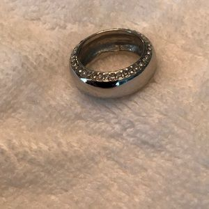 Jewelry - Silver accented band